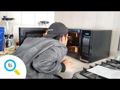 Probando un microondas Samsung | El Test