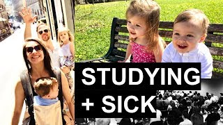 Studying and Sick in Italy!