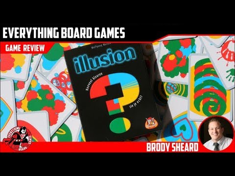 Everything Board Game Illusion Review