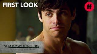 Shadowhunters | Season 3B Malec Sneak Peek | Freeform