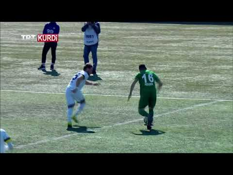 Tepecikspor - Ağrıspor maç özeti