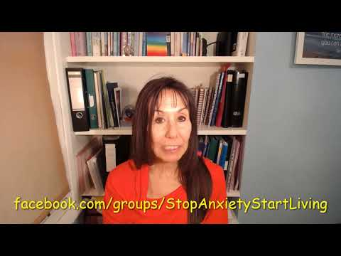 Free Mini Course on Stopping Anxiety
