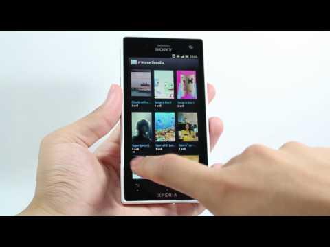 SonyXP - รีวิว Xperia Acro S