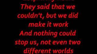 Darin-Can't stop love lyrics