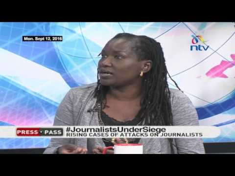 Press Pass: Journalists under siege; rising cases of attacks on members of the fourth estate