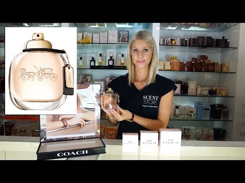 Coach The Fragrance perfume review