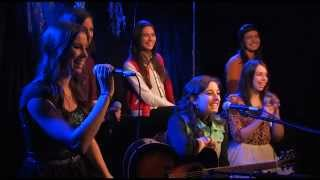 Cimorelli - Believe It LIVE at MetroPCS Lounge
