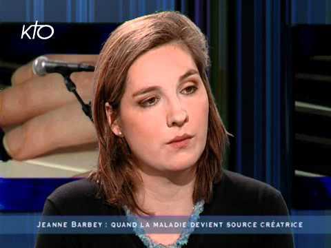 Jeanne Barbey : la maladie, source créatrice