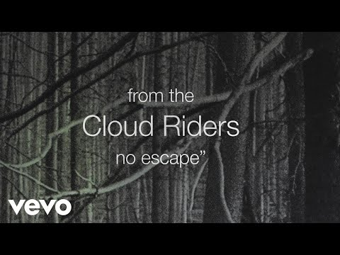 Cloud Riders Lyric Video