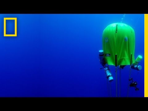 Michael Lombardi: Inventions Enable Diving to New Depths | Nat Geo Live thumbnail