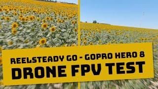 ReelSteady Go - GoPro Hero 8 FPV Test