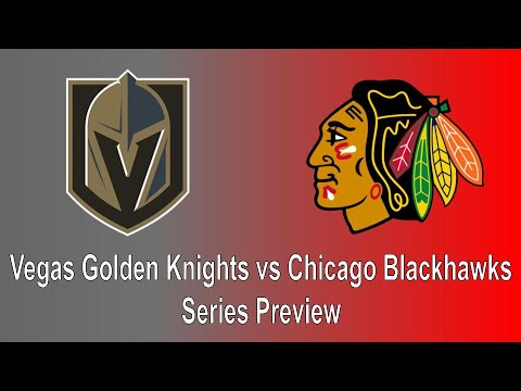 Vegas Golden Knights vs Chicago Blackhawks Series Preview | 2020 NHL Playoffs