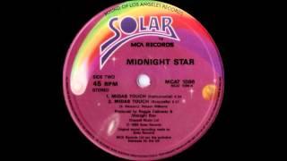 Midas Touch [Acappella]   Midnight Star [86]