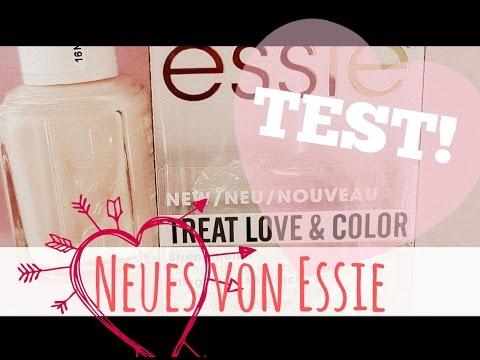 #Essie #TreatLoveColor - #WoodyLackiert