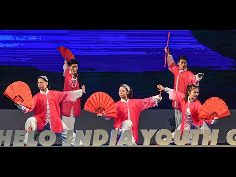 News at Nine | Khelo India youth games come to close with a gala ceremony in Guwahati.
