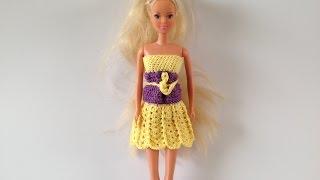 Was Kann Ich Meinen Barbie Puppen Noch Häkeln Musik Freizeit