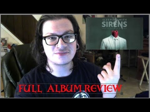 Reaction and Review!! (sleeping with sirens - How it feels to be lost)