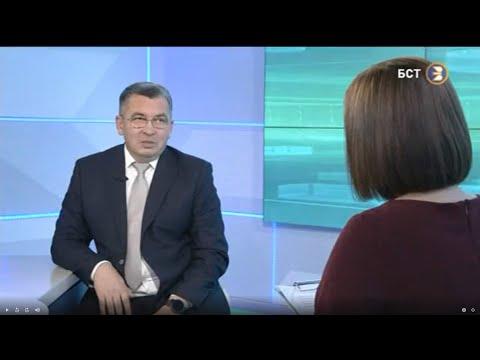 Начальник Управления ветеринарии РБ на передаче телеканала БСТ