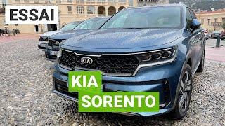 Essai Kia Sorento : le SUV 7 places hybride rechargeable idéal ?