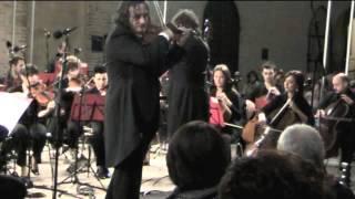 """ERNST Violin Concerto (""""pathétique"""") op.23, Christian SACCON violinist"""