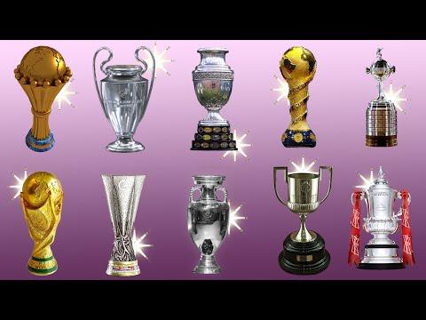 Los 10 Torneos y Trofeos mas Codiciados en el Futbol