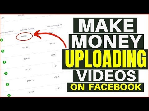 Facebook Ad Breaks: How To Make Money Online With Facebook Videos