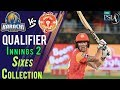 watch Islamabad United  Sixes | Karachi Kings Vs Islamabad United  | Qualifier | 18 March | HBL PSL 2018