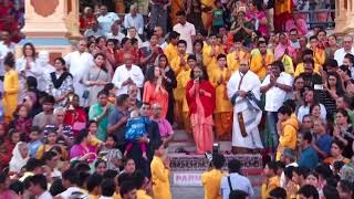 LIVE Ganga Aarti (8th May 2019)