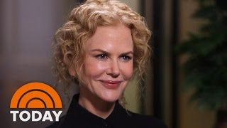 Nicole Kidman New Film 'Lion' Is About The Essence Of Being A Mother  TODAY