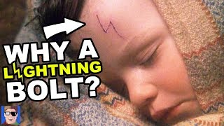 Why Harry's Scar Is A Lightning Bolt | Harry Potter Theory