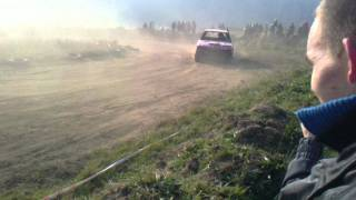 preview picture of video 'Destruction Derby Międzyrzecze'