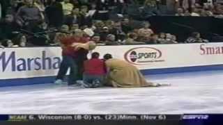 Top Ten Most Painful Women Sports Injury Videos Part 1