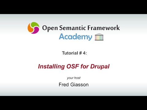 OSF for Drupal User Manual - OSF Wiki
