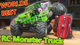 The BEST RC Monster Truck in the WORLD