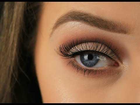 How To: Make Your Eyes Look Bigger & Rounder | Beginners Makeup