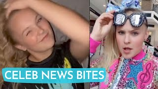 JoJo Siwa SHOWS OFF Her Natural Hair Without Bow & The Internet LOSES IT!
