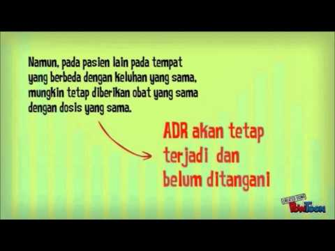 Video Bahaya Efek Samping Obat/Adverse Drug Effect
