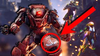 27 Things You Missed from Anthem