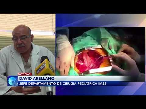 Cirugia a corazon abierto durante sismo en la CDMX