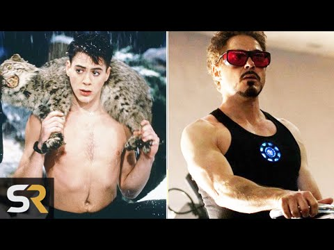 Actors Who Did Crazy Things Before Fame