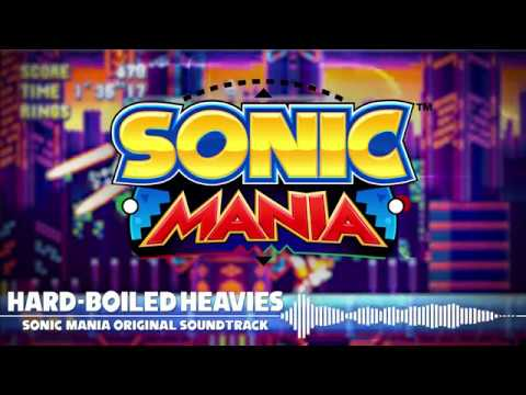 Sonic Mania OST – Theme of the Hard-Boiled Heavies