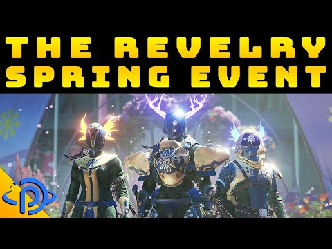 , title : 'Destiny 2: The Revelry | New Armors, Exotic ARBALEST, & New Verdant Forest Activity!'