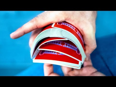 5 BEST WAYS how to Shuffle Playing Cards: Beginner to Pro