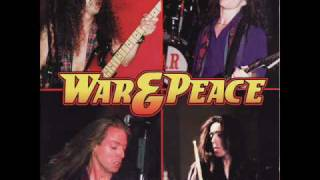 WAR & PEACE - Stone Cold Believer