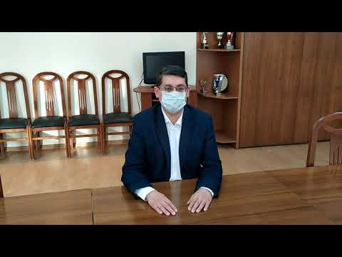Обращение главы администрации Стерлибашевского района Рустама Рахмангулова о текущей ситуации по коронавирусу на 02 апреля 2020 года.