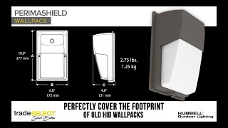 tradeSELECT: Hubbell Outdoor Lighting PRS Perimashield Product Overview