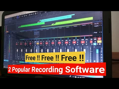 2 Best Free Top Class Audio Recording Software For Studio