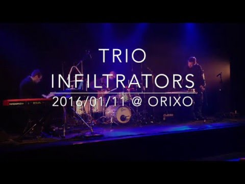 Концерт 24/2 трио «Infiltrators», (Литва) / трио Никколо Фараччи (Италия) в Виннице - 3