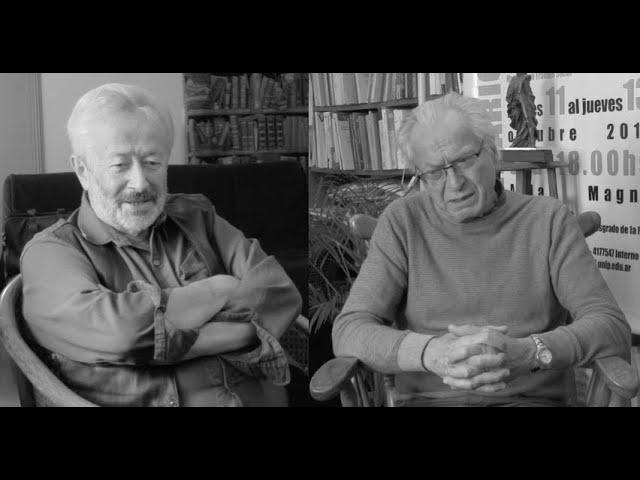 Saül Karsz et Bernard Friot évoquent les retraites, la vieillesse, le vieillissement...