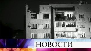 В Вологде введен режим ЧС после взрыва газа в жилом доме.